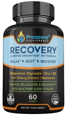 Sleep Better, Recover Faster!